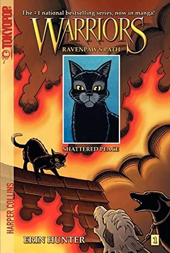 9780061688652: Warriors: Ravenpaw's Path #1: Shattered Peace