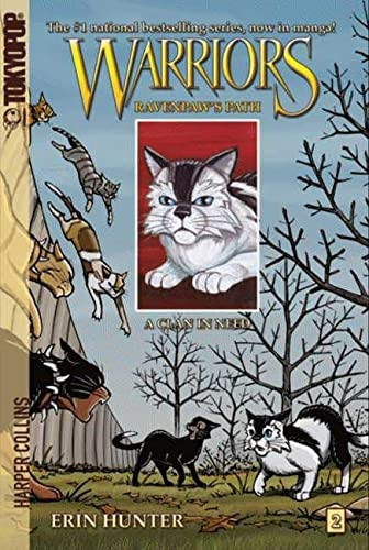 9780061688669: Warriors: Ravenpaw's Path #2: A Clan in Need