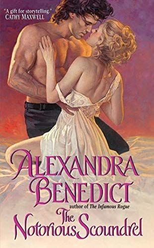 9780061689321: The Notorious Scoundrel (The Hawkins Brother series)
