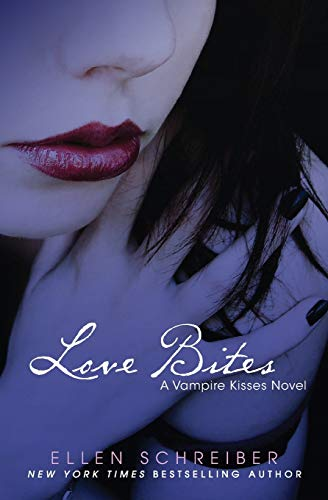 9780061689444: Vampire Kisses 7: Love Bites