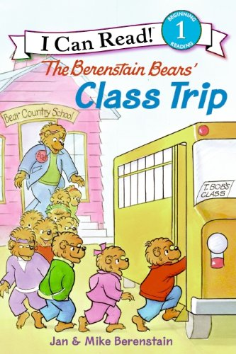 9780061689734: The Berenstain Bears' Class Trip (I Can Read Book 1)