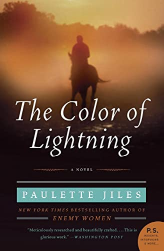 9780061690457: The Color of Lightning: A Novel (P.S.)