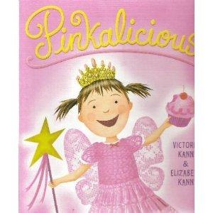 9780061690563: Pinkalicious