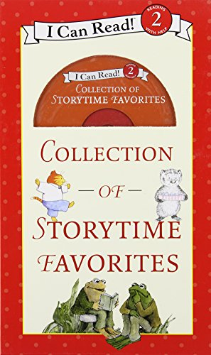 9780061691553: Collection of Storytime Favorites (I Can Read! 2, Reading with Help)