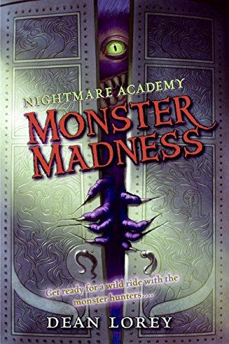 9780061693717: Monster Madness (Nightmare Academy, No. 2)