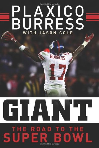 Giant: The Road to the Super Bowl: Burress, Plaxico;Cole, Jason