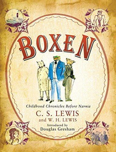 9780061698330: Childhood Chronicles Before Narnia: Boxen