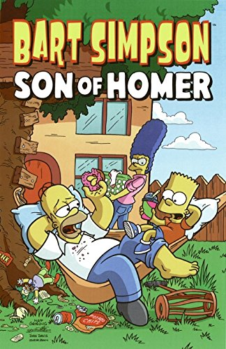 9780061698798: Bart Simpson: Son of Homer (Simpsons Comic Compilations)