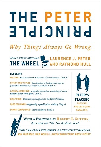 9780061699061: The Peter Principle: Why Things Always Go Wrong