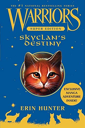 9780061699948: Warriors Super Edition: Skyclan's Destiny