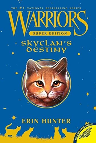 9780061699962: Warriors Super Edition: SkyClan's Destiny