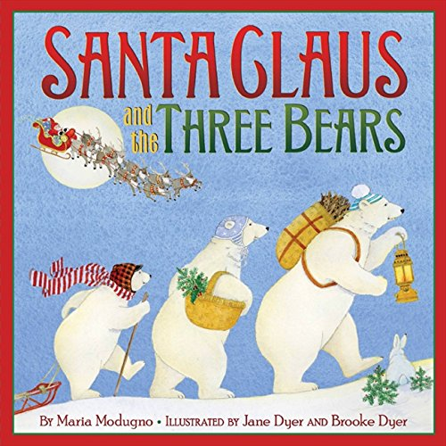 9780061700231: Santa Claus and the Three Bears