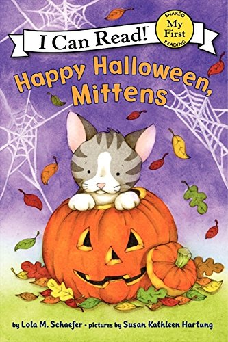 9780061702211: Happy Halloween, Mittens (My First I Can Read)