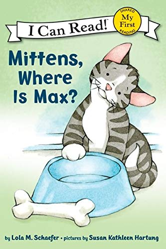 9780061702266: Mittens, Where Is Max? (My First I Can Read Mittens - Level Pre1 (Quality))