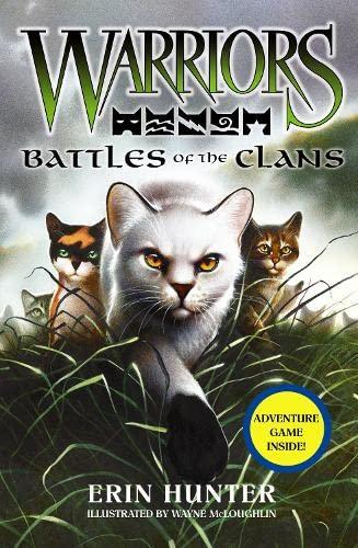 9780061702303: Warriors: Battles of the Clans (Warriors Field Guide)