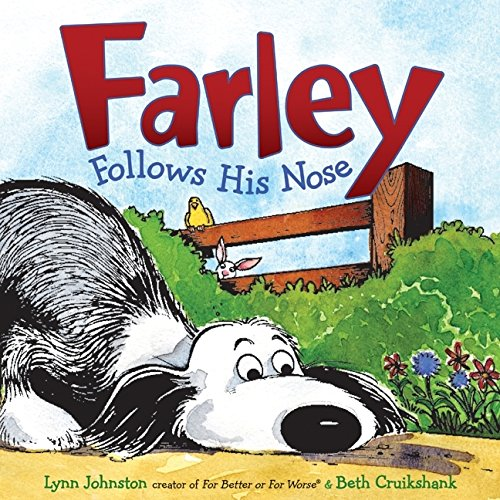 9780061702341: Farley Follows His Nose