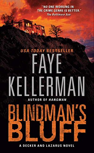 9780061702419: Blindman's Bluff (Decker and Lazarus Novels)