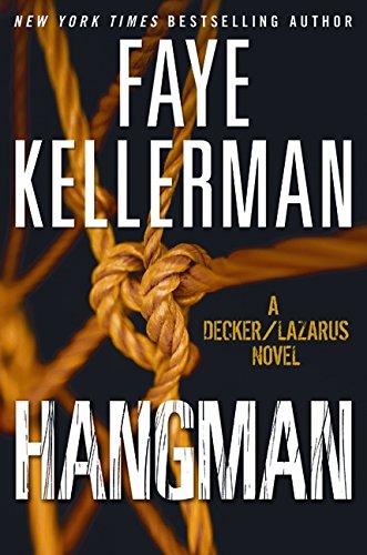 9780061702563: Hangman: A Decker/Lazarus Novel (Decker/Lazarus Novels)