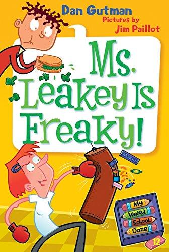 9780061704031: My Weird School Daze #12: Ms. Leakey Is Freaky!