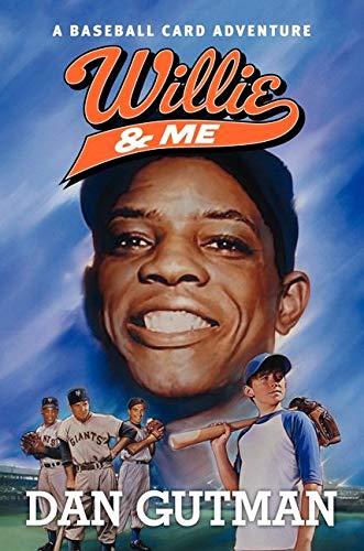 9780061704048: Willie & Me (Baseball Card Adventures)