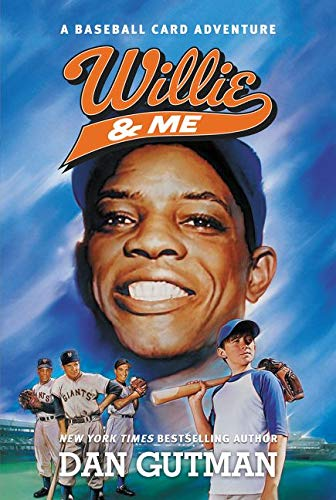 9780061704062: Willie & Me (Baseball Card Adventures)