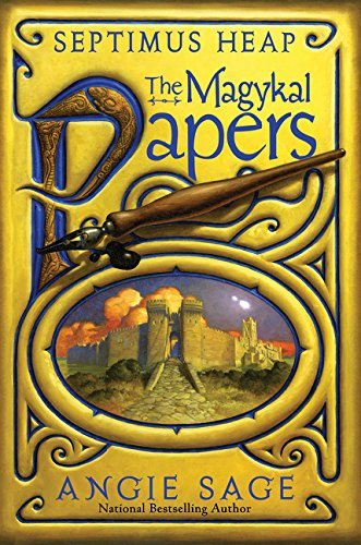 9780061704161: Septimus Heap: The Magykal Papers