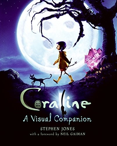 9780061704222: Coraline. A Visual Companion: A Companion to the Making of the Film