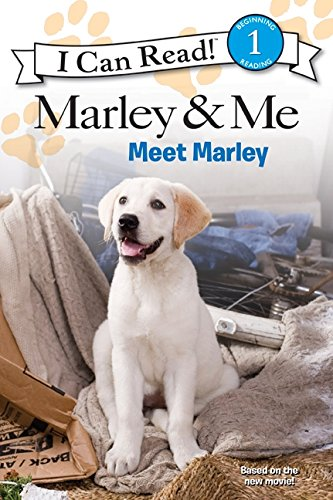 Marley & Me: Meet Marley (I Can Read Level 1)