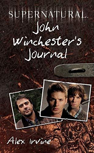 9780061706622: Supernatural: John Winchester's Journal