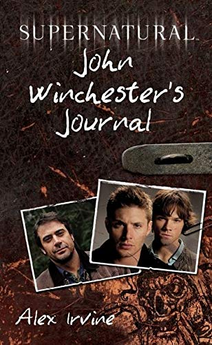 9780061706622: Supernatural: John Winchester's Journal
