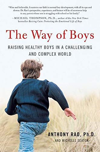 9780061707827: The Way of Boys: Raising Healthy Boys in a Challenging and Complex World