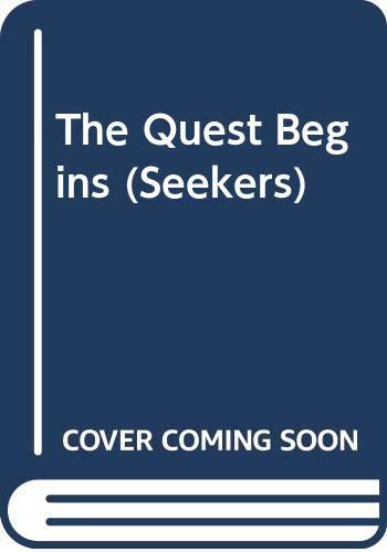 9780061709517: The Quest Begins (Seekers)