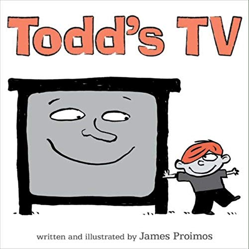 9780061709852: Todd's TV