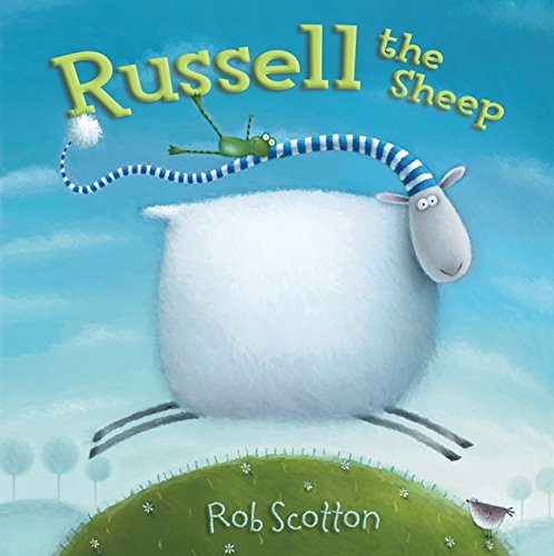 9780061709968: Russell the Sheep Board Book