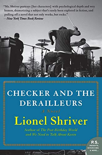 9780061711374: Checker and the Derailleurs: A Novel
