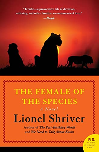 9780061711398: The Female of the Species: A Novel