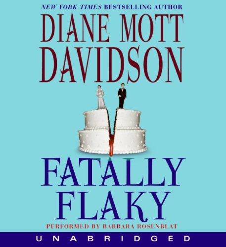 9780061712586: Fatally Flaky (Goldy Culinary Mysteries)
