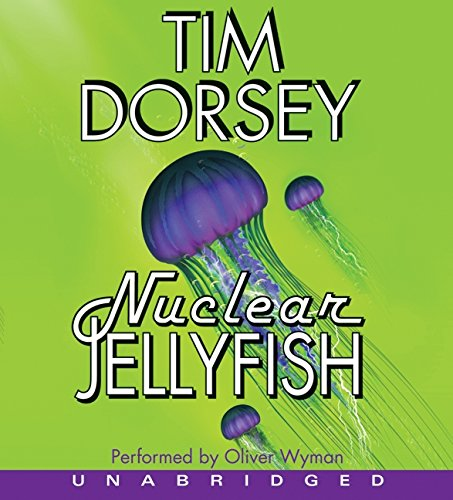 9780061712630: Nuclear Jellyfish Unabridged CD (Serge a. Storms)