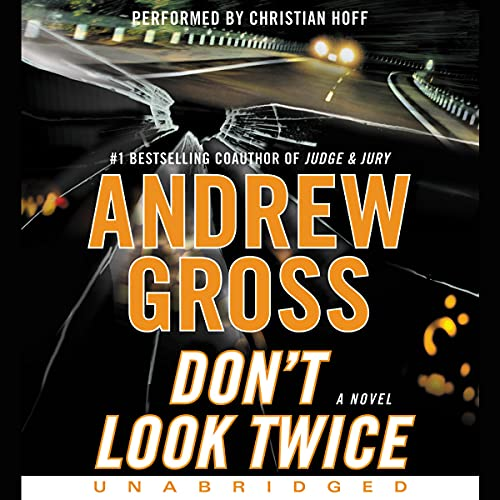 Don't Look Twice CD (0061712655) by Andrew Gross