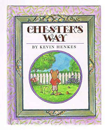 9780061712760: Chester's Way (special Edition)