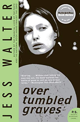 9780061712838: Over Tumbled Graves: A Novel