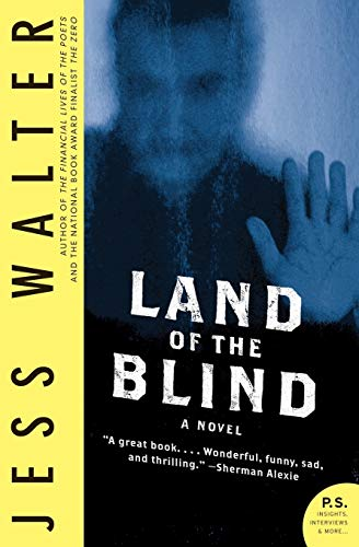 9780061712845: Land of the Blind (P.S.)