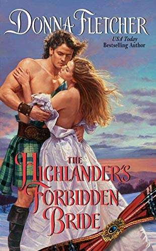 9780061712999: The Highlander's Forbidden Bride