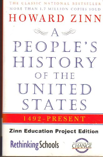 9780061713552: A People's History Of The United States Sm