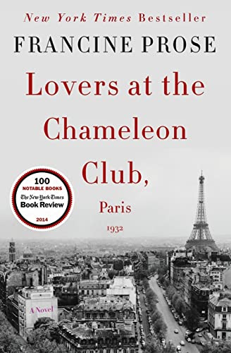 9780061713804: Lovers at the Chameleon Club, Paris 1932