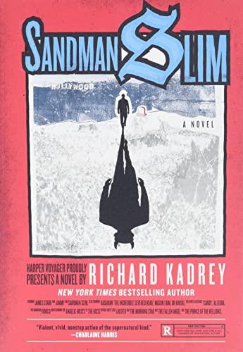 9780061714351: Sandman Slim: A Novel