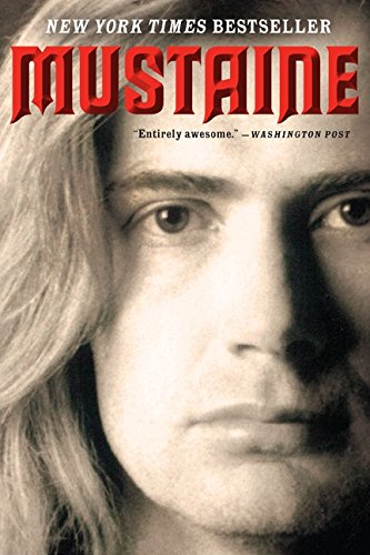 9780061714405: Mustaine: A Heavy Metal Memoir