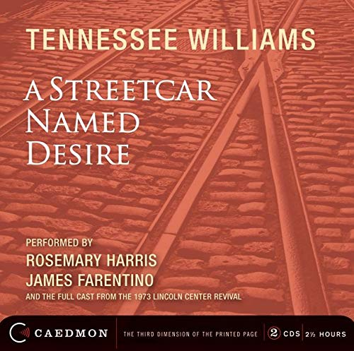 9780061714658: A Streetcar Named Desire CD