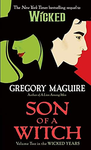 9780061714733: Son of a Witch: Volume Two in The Wicked Years