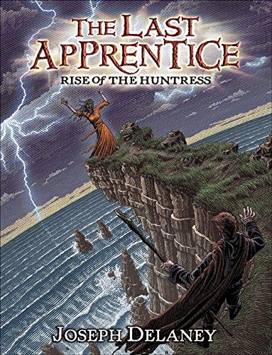 9780061715105: The Last Apprentice: Rise of the Huntress (Book 7)